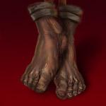 Πόδι του Rapper